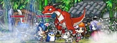 姫狩り(DKと聖魔と)