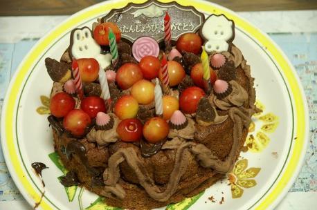 16?80ZEISS+α-SweetD ケーキ♪