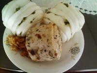 台湾 饅頭