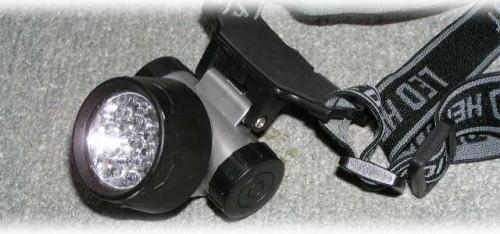 LED・・・ヘッドタイプ♪