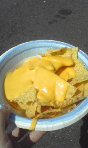 チーズチップス