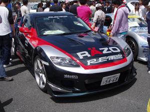 RE雨宮RAZO RX-8