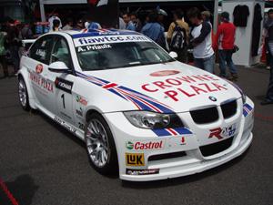 WTCC ADVAN BMW