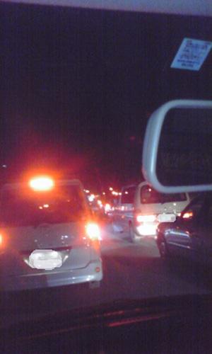 FSW渋滞
