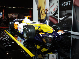 東京 ルノーF1