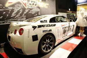 BLITZ DUNLOP GT-R(R35)