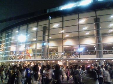横浜アリーナ'08