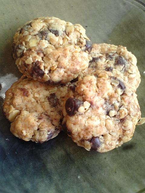 コウキチさんからの贈り物チョコチップクッキー