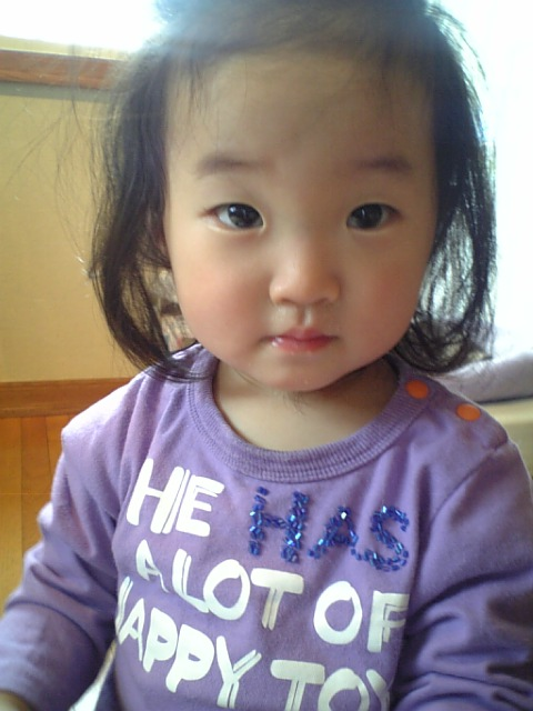 コユキ 1歳3か月