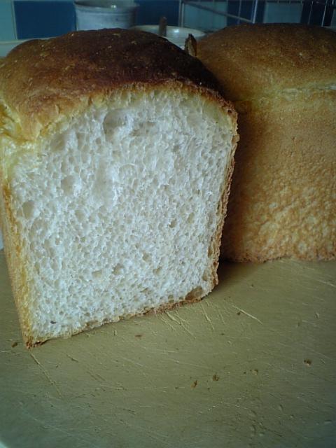 山食パン~酒粕酵母