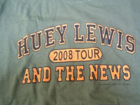 HUEY TOUR