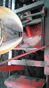 大豆播種板