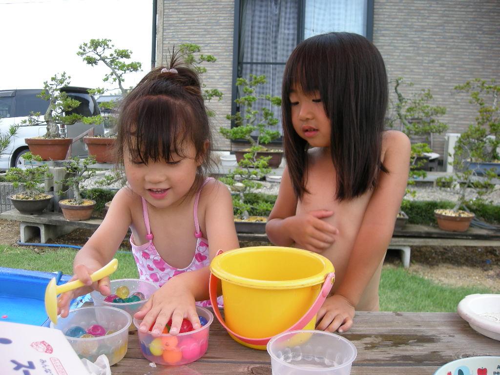 子ども 水遊び 裸 水遊び解禁! : 気のみ。気のママ・思うmama