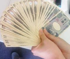 今月の収入80万8千円也!