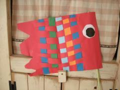 たい作鯉のぼり
