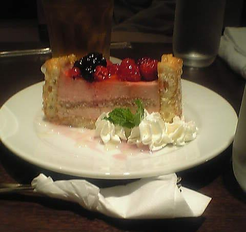 メイド喫茶「CUTE-M」のお勧めケーキ