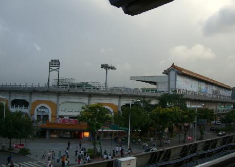 中山競技場