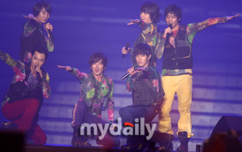 SHINHWA 10th Anniversary live in Seoul ②