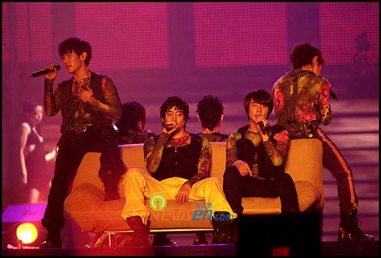 SHINHWA 10th Anniversary live in Seoul ⑦
