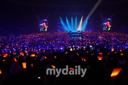 SHINHWA 10th Anniversary live in Seoul