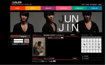 JUNJIN JAPAN OFFICIAL FC