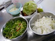 ミャンマー料理教室4