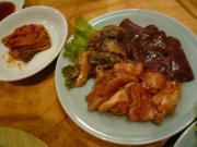 韓国焼肉とらじ館の焼肉食べ放題6