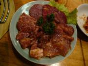 韓国焼肉とらじ館の焼肉食べ放題7