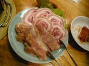 韓国焼肉とらじ館の焼肉食べ放題8