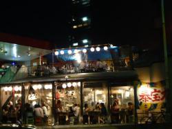 乃木坂の魚真のお刺身1
