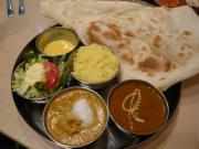 インド料理「SULTAN」のターリー3