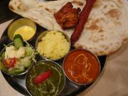 インド料理「SULTAN」のターリー4