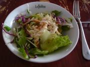 「パスタ:グリル野菜とアンチョビ」3