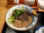 いるかの味噌煮3
