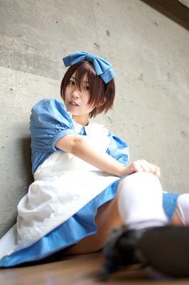 CCさくらアリス服3