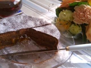 なおたろうチョコケーキ