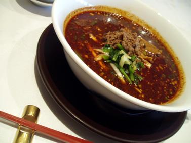 山椒麺_四川豆花飯荘