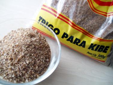 ひきわり小麦