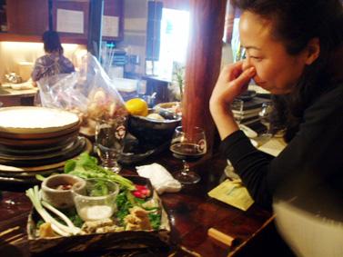 まゆのあな_豆腐の味噌漬け1