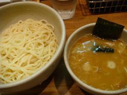 つけ麺 江東区 木場 ラーメンデータベース第一位 麺屋 吉左右