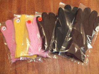 カラー手袋