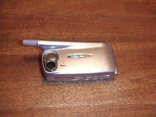 J-Phone携帯