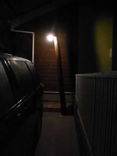 ノスタルジックな灯り