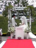 Garden Wedding 人前挙式