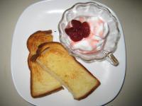 今日のデザート