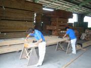 O.S様邸 木材加工