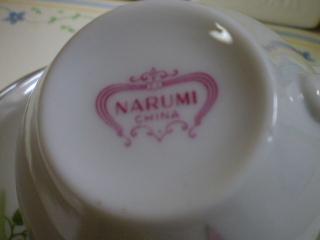 NARUMIカップ裏