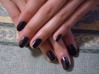 Black Nail!!