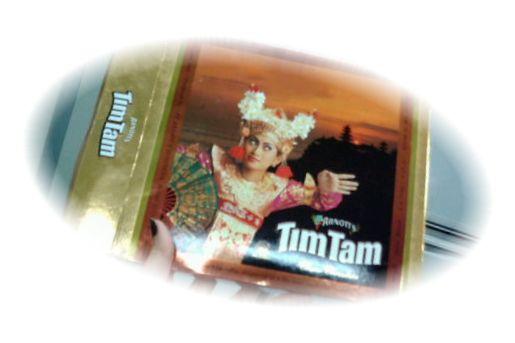 バリ土産TimTam4
