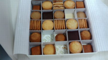 HENRI CHARPENTIERのクッキー
